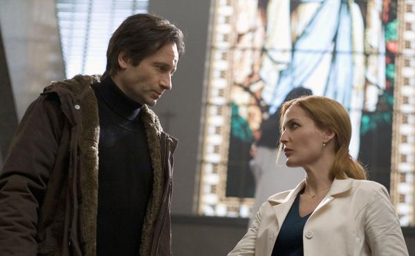 <h5><b><center>The X Files</center></b></h5>